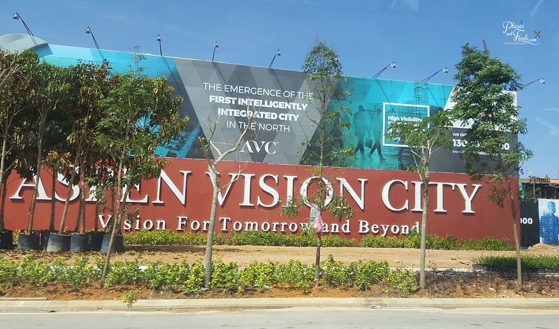 penang aspen vision city