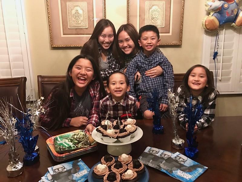 December 2016 Family Dinner