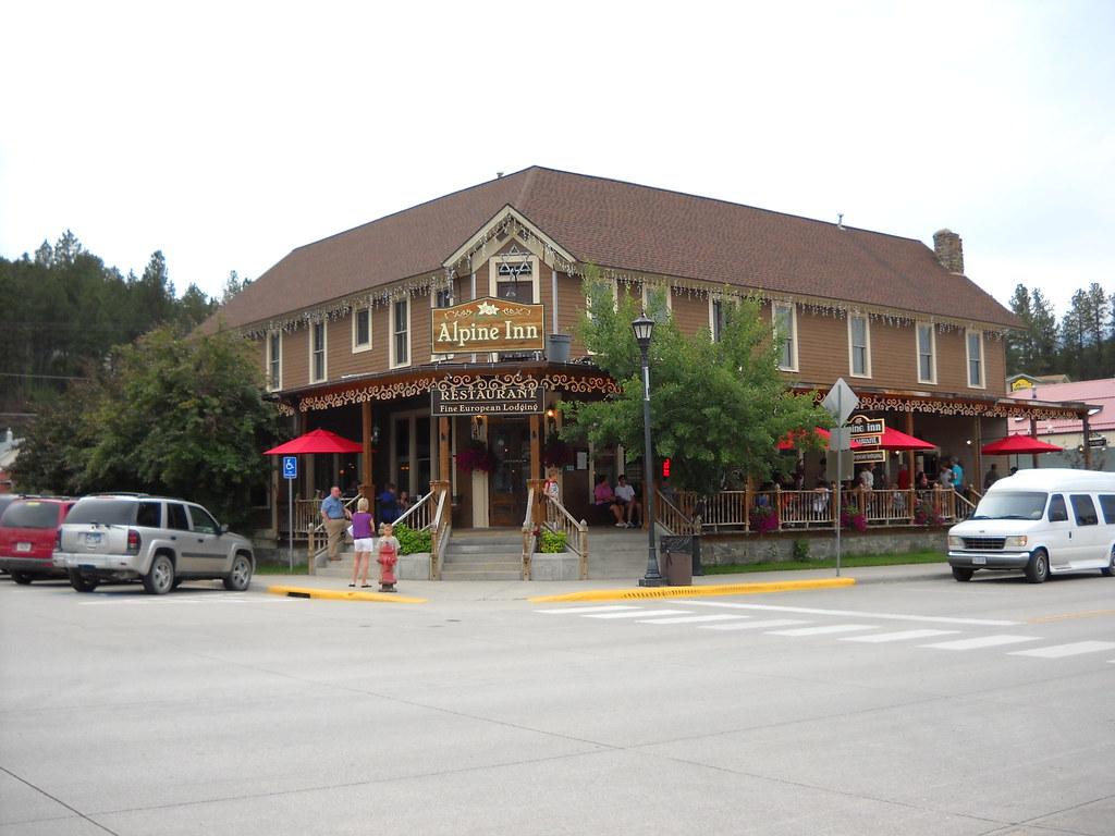 Where Is My Motivation >> The Alpine Inn, Hill City SD | at night, no menu. just STEAK… | Flickr