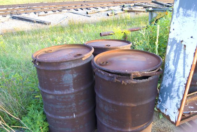Oil barrels. (mondaff/Flickr)
