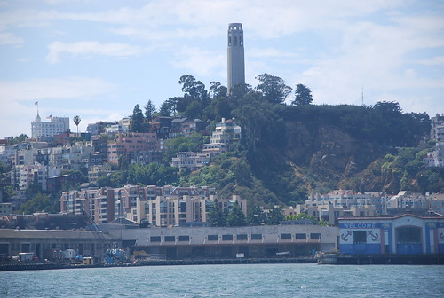 Coit Tower | by maywong_photos