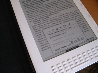 Amazon Kindle DX | by texqas