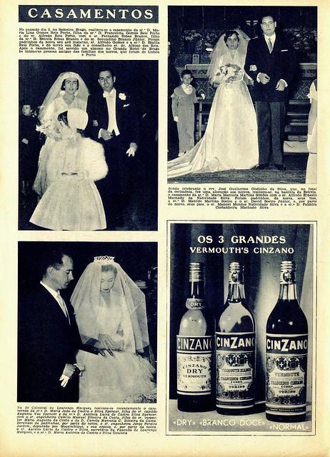 Século Ilustrado, No. 935, December 3 1955 - 22