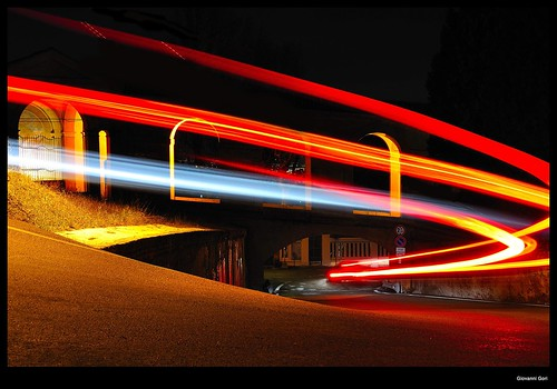 Race - Long exposure | by Giovanni Gori