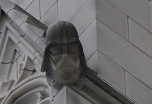 Darth Vader Gargoyle Ted Flickr