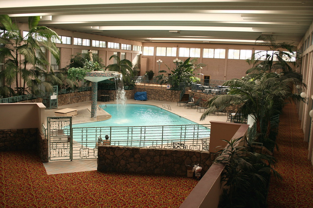 hi fresno indoor swimming pool holiday inn fresno califor flickr