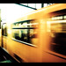Berlin - Yellow train