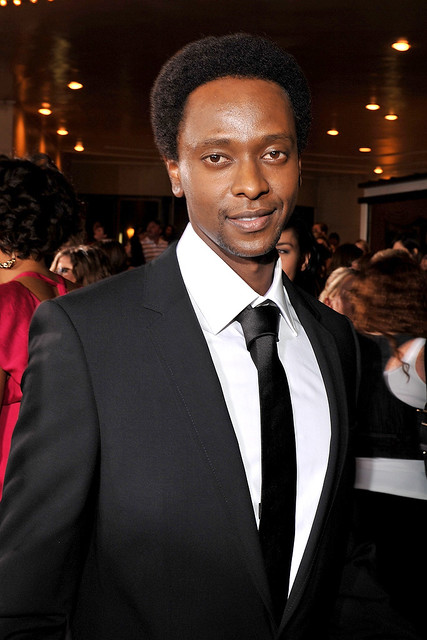Edi Gathegi Twilight