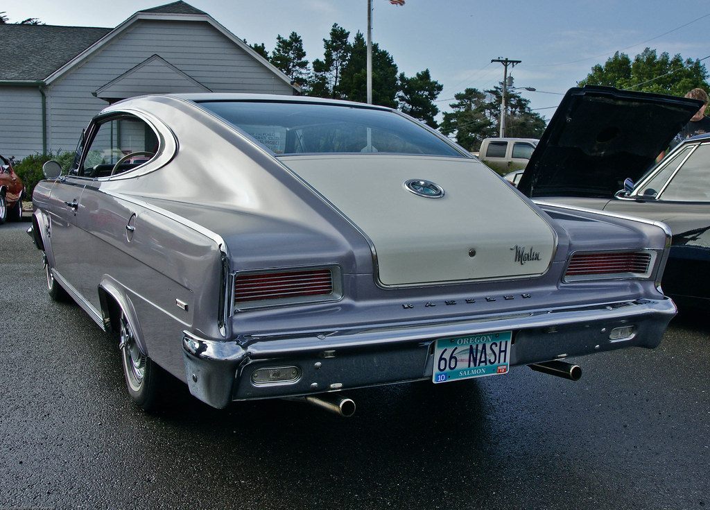 1966 Amc Marlin Dsc02344 Nash Rambler S Mid Sized