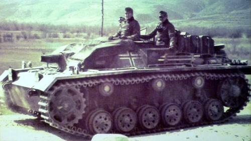 A Stug Iii Ausf B In Balkan Spring 1941 Glory The