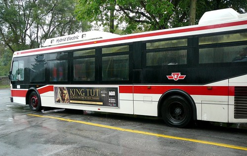 A TTC Bus | by stevenharris
