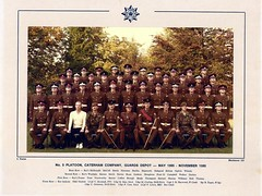 5 Platoon The Caterham Coy Guards Depot