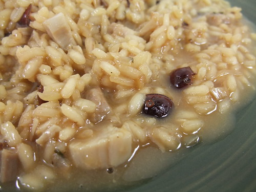 Turkey Risotto | by swampkitty