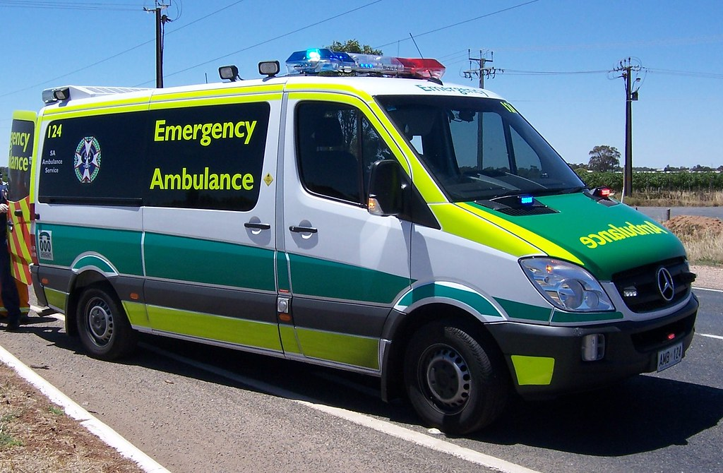 south australian ambulance service guidelines