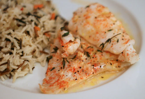 Lemon-Herb-Cod-1 | by Sarah :: Sarah's Cucina Bella