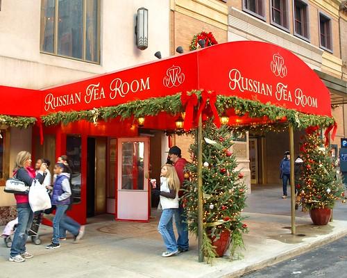 The Russian Tea Room, Midtown Manhattan, New York City ...