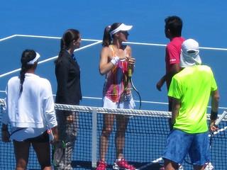 Martina Hingis -- Mixed Doubles