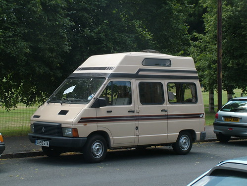 Renault Master Campervan >> Renault Camper | 1985 Renault Trafic AS Campervan 1647cc Pet… | kenjonbro | Flickr