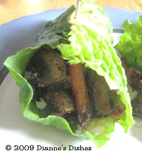 Asian Lettuce Wraps | by Dianne's Dishes
