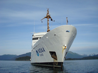 NOAA Ship Fairweather | by NOAA's National Ocean Service