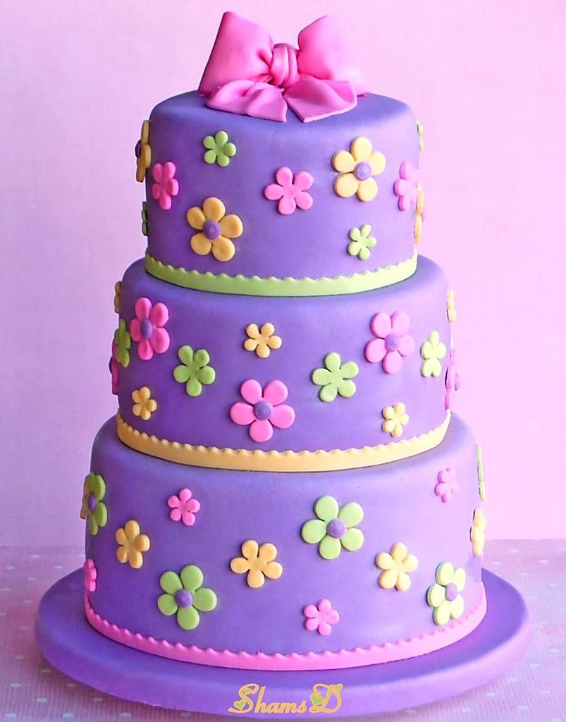 A Tierd Cake