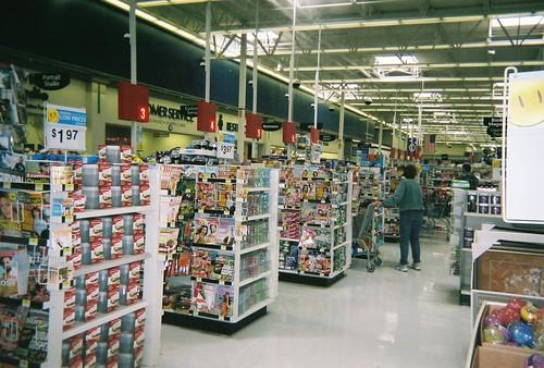 Wal Mart Albert Lea Minnesota 2006 Visit 2 A View