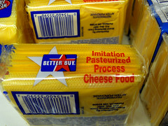 Imitation Cheese Food