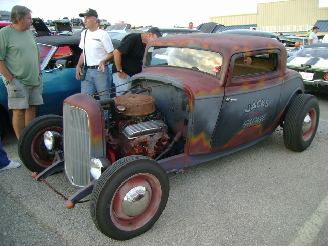 1932 ford 3 window coupe monthly hot rod and classic car for 1932 ford 3 window