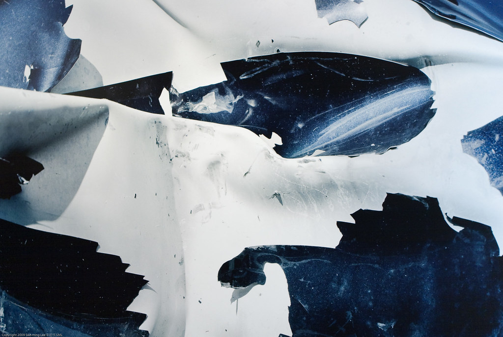 cc Flickr See-ming Lee photostream Nicolai Howalt - Car Crash Studies (detail).