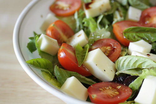 caprese salad, bistro style | by Madison Bistro