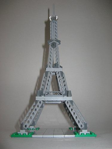 lego eiffel tower instructions 21019