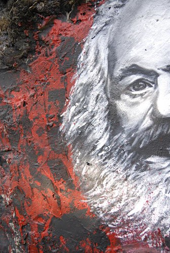 Karl Marx, painted portrait _DDC2785 | by Abode of Chaos