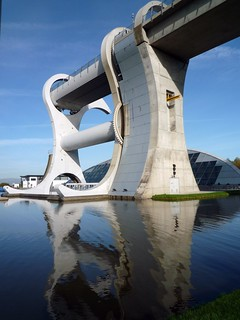 Falkirk Wheel | by Cecilia Condal (away - fuera)