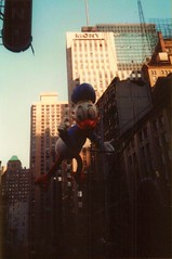 1984 Macy's Thanksgiving Day Parade Donald Duck Balloon | by partyhare