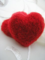 Heart magnets | by Margit K.
