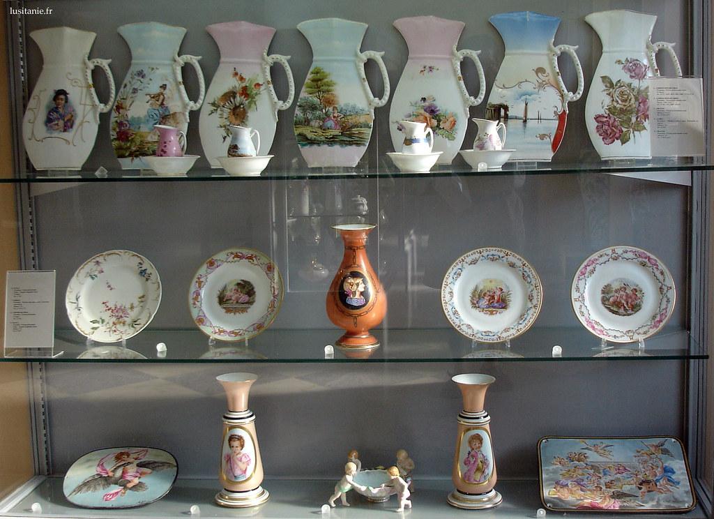 La production de porcelaine de Vista Alegre est toujours très variée, mais de haute qualité à chaque fois