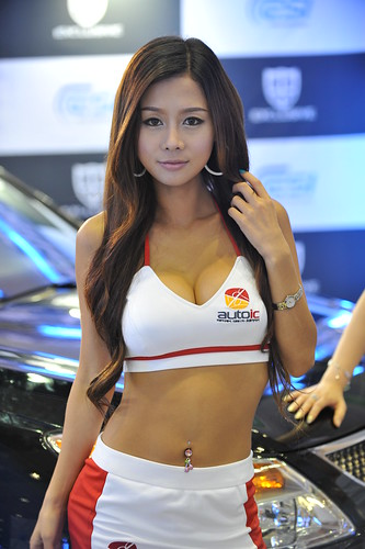 Chinese Models Car Show