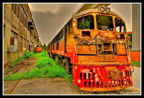 Old Train - HDR | by mokastet