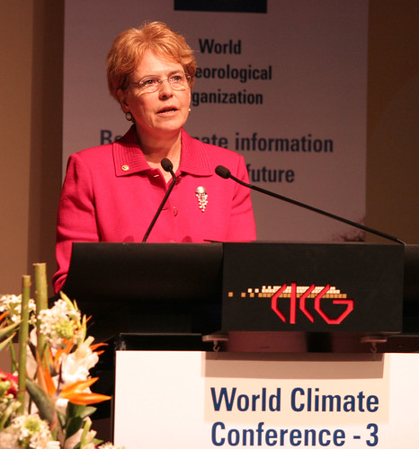 Dr. Jane Lubchenco Addressing the World Climate Conference 3 | by US Mission Geneva