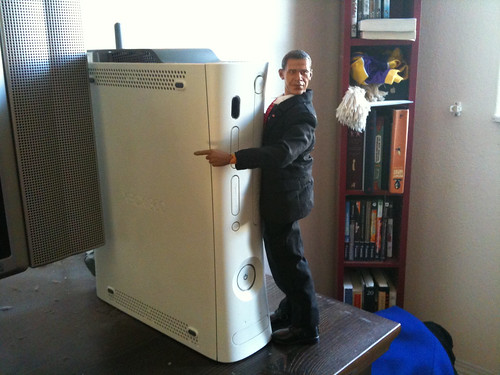 Obama loves xbox 360 | by gcacho