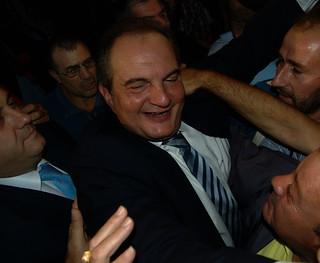 Κώστας Καραμανλής - Costas Karamanlis. Prime minister of Greece | by Teacher Dude's BBQ