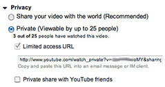youtube share url feature | by rustybrick