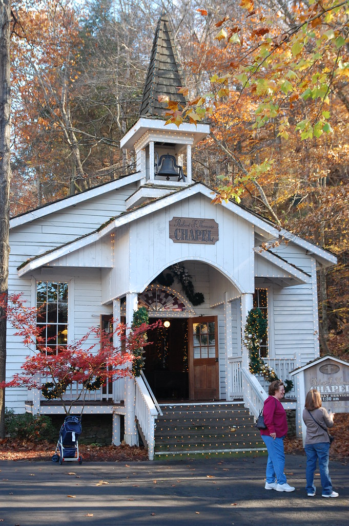 2009 Robert F Thomas Chapel A One Room Country Church In