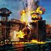 Waterworld show @ Universal studios Hollywood