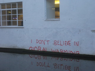 Banksy is a climate change denier | by Matt From London