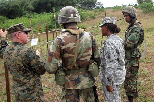 091217 i Liberia Security Sector Reform Sgt, 1st Class Dedraf Blash | by US Army Africa