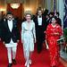 Nepal's King Birendra and Queen Aishwarya