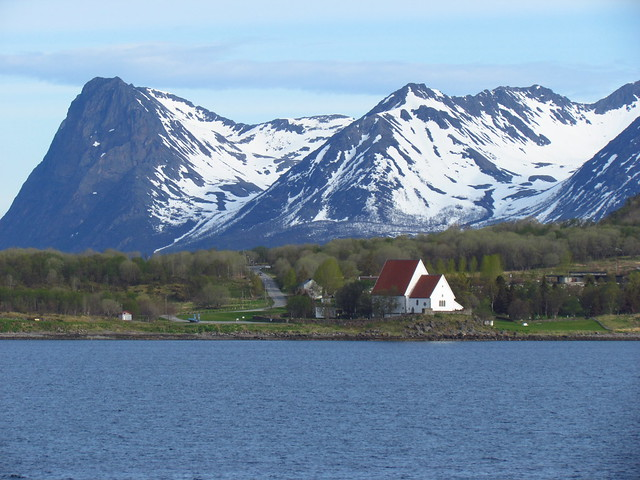 Harstad Norway  city photos gallery : Trondenes Church, Harstad, Norway | Flickr Photo Sharing!