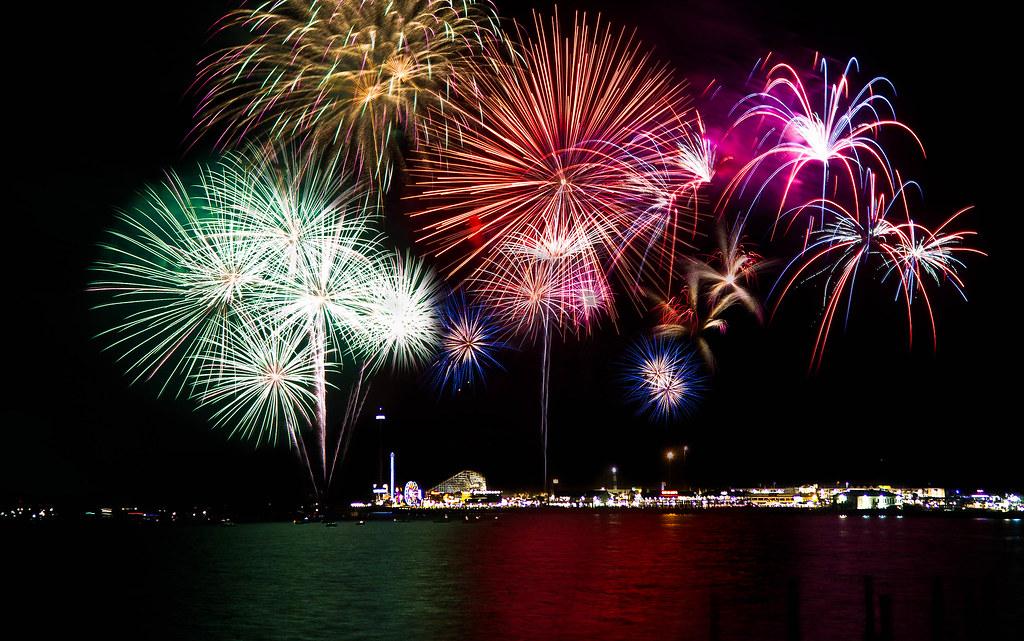 Friday Night Fireworks   Kemah, Texas | Please Visit My Profu2026 | Flickr