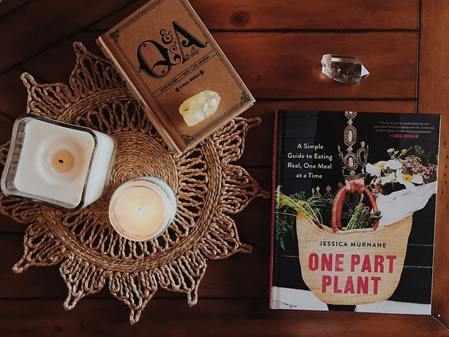 one part plant cookbook x violet woods